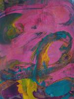 Relax #1 - silk screen print 2010