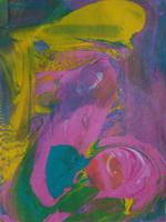 Relax #2 - silk screen print 2010
