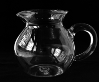 jug - black and white photo 2007
