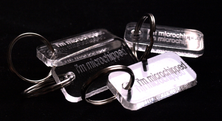 Key rings and Dog tags, items made to your specification