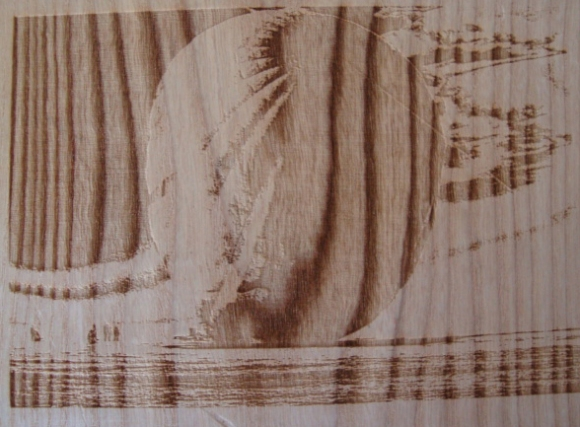 each image will be different as the wood has an organic effect